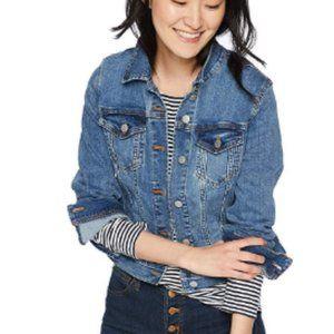 J Crew Mercantile Women's Denim Jacket (XS)